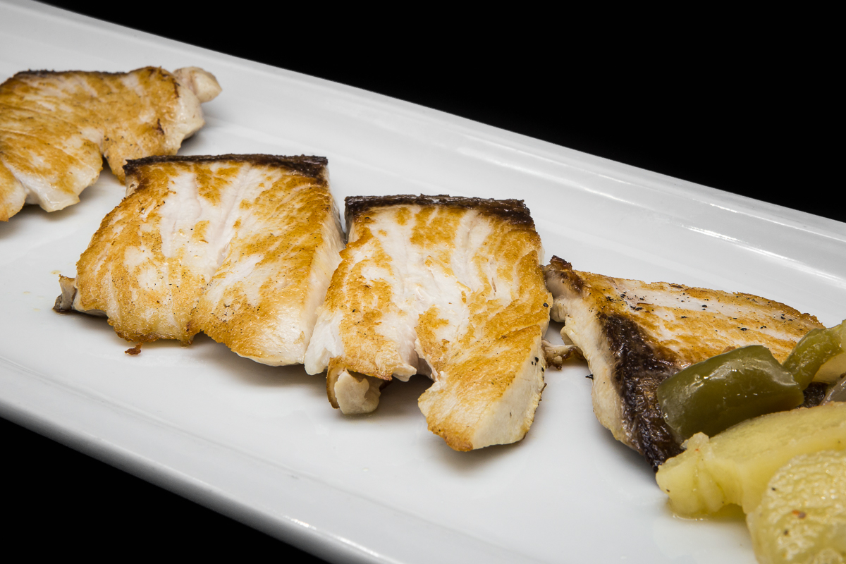 Fillet of Corvina