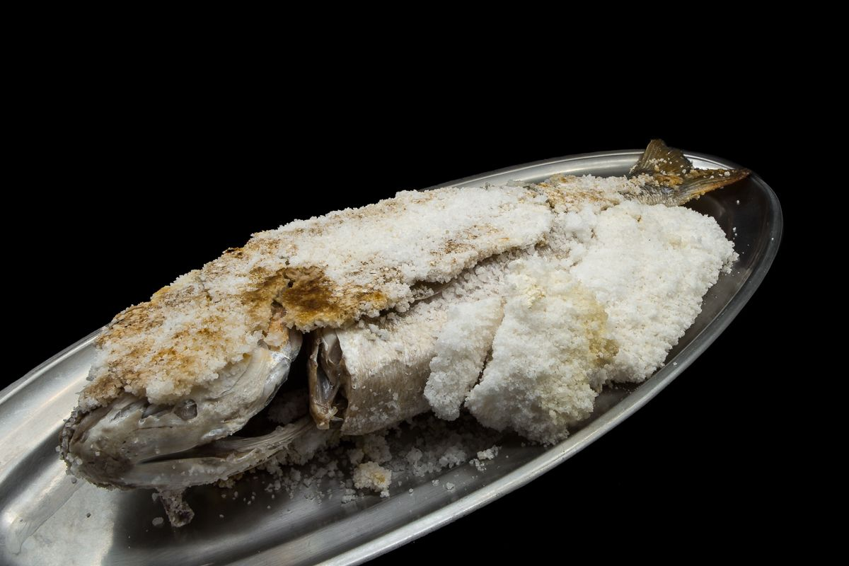 gilt-head bream Grilled / Baked (price / kg)