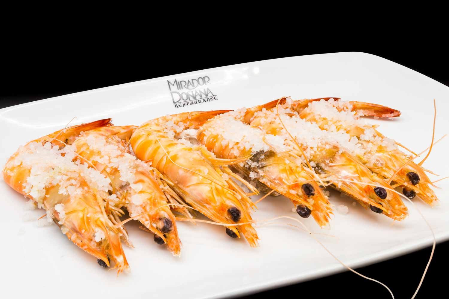 Grilled Prawns of Sanlúcar  (price / kg)